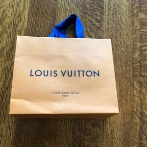 Louis Vuitton small shopping bag